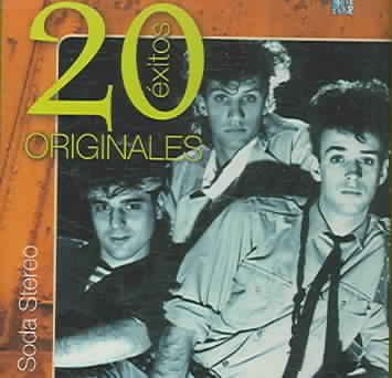 ORIGINALES:20 EXITOS BY SODA STEREO (CD)