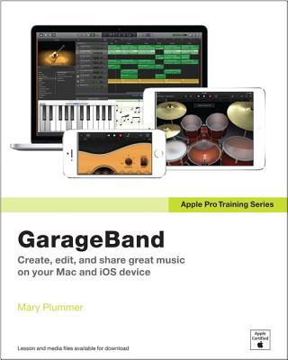 Garageband By Plummer, Mary